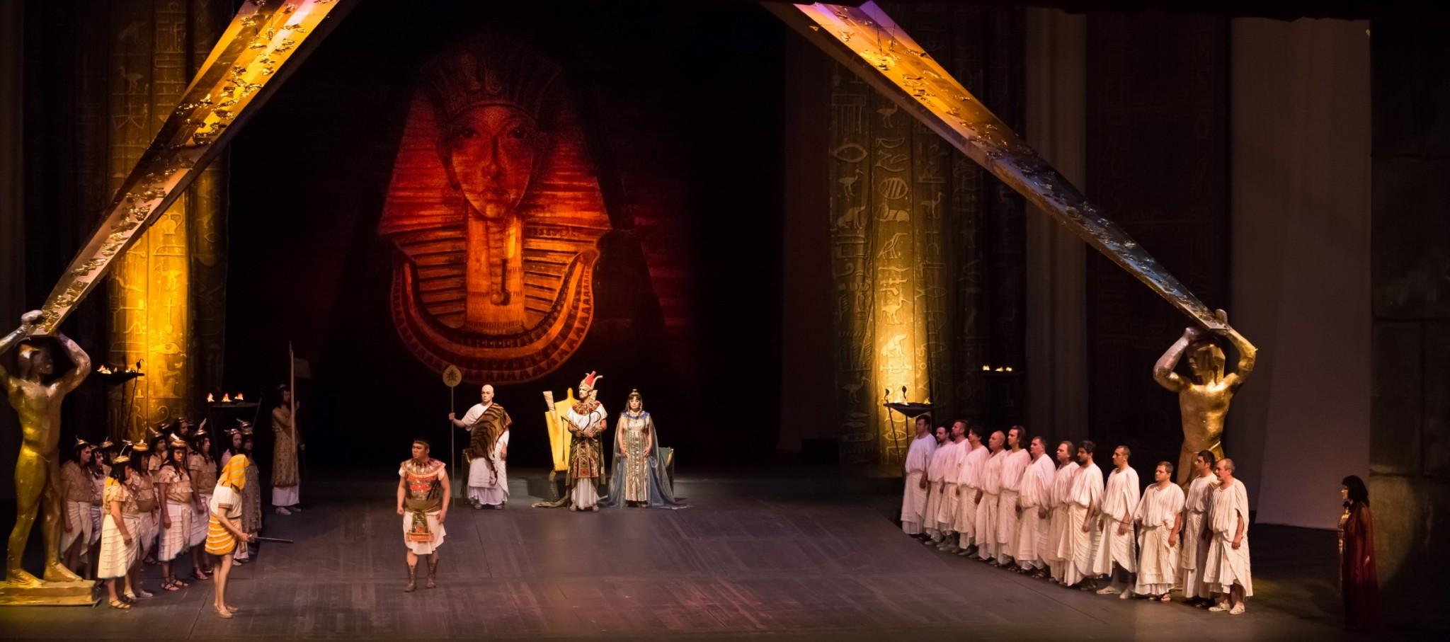 Опера Аида