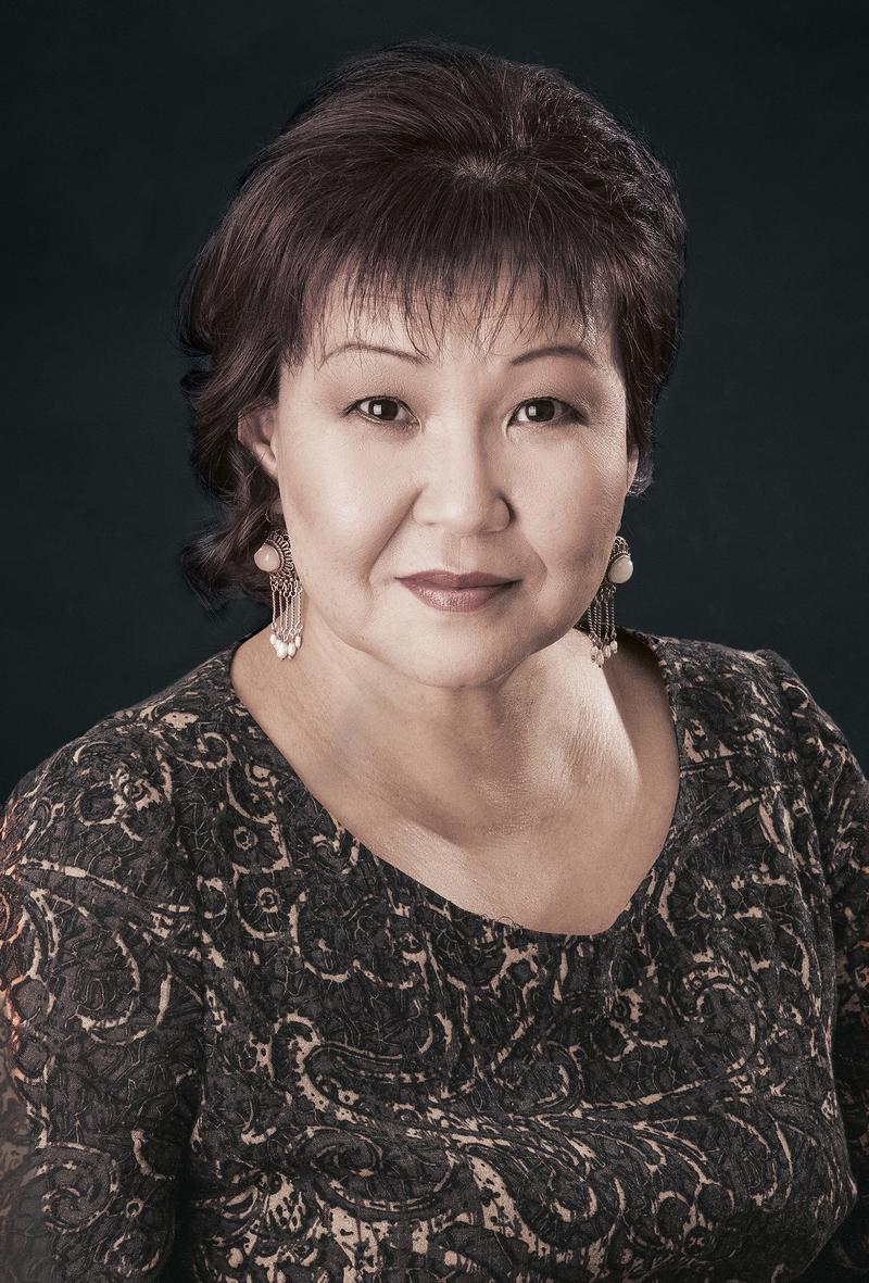 Эржена Жамбалова