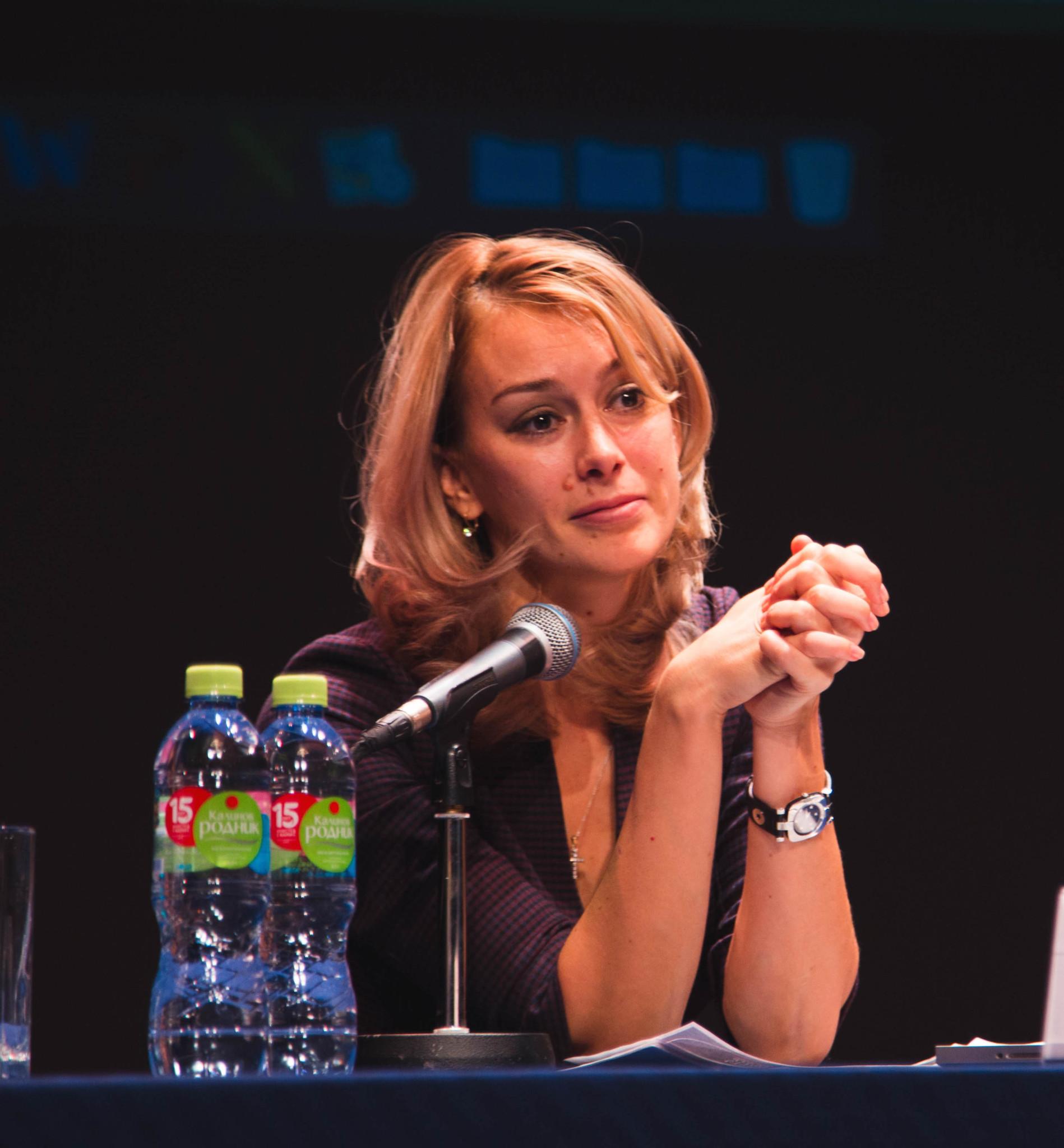 Наталья Шагова