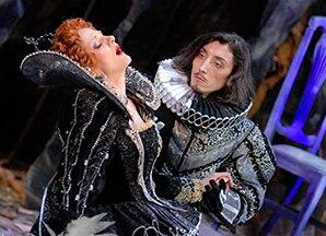 Театр Геликон Опера, Средство Макропулуса, фото Олега Начинкина, 2008